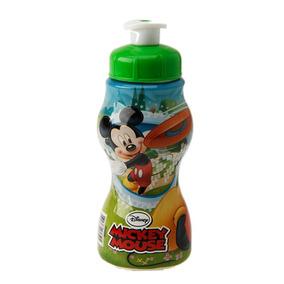 Garrafinha Squeeze Infantil Para Festas 250ml Mickey