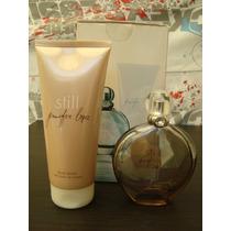 Still Jennifer Lopez Perfume Botella Vacia - Changoosx