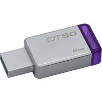Memoria Usb Datatraveler Kingston Usb 3.0 Dt50 8gb ¡mayoreo!