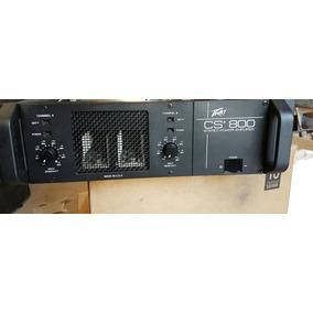 Peavey Cs 800 100% Original Nunca Reparado Envio Gratis
