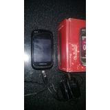 Telefono Celular Motorola C/ Tv Poco Uso Impecable Floresta