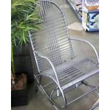 Cadeira De Balanço De Cordas Plastica
