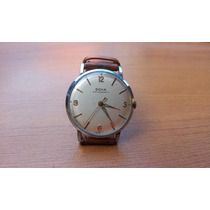 Antiguo Reloj Doxa Original Vintage 17 Jewels Años 60s