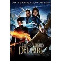 Dvd Original : Avatar Aang El Ultimo Maestro Del Aire