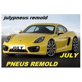Pneu Remold Carros Vans E Camionetes Julypneus Remold