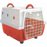 Caixa De Transporte Para Cachorro Gato Cães Animais Avião N3