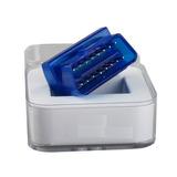 Scanner E Diagnostico Pra Injeção 2.1 Obd Elm327 Bluetooth T