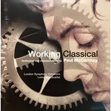 Cd Paul Mccartney Working Classical London Symphony Loma Mar