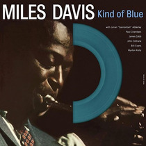 Miles Davis - Kind Of Blue - Vinilo 180 Grs - Blue Edition