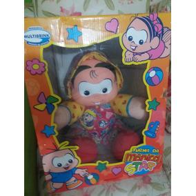 Boneca Mônica Baby Star