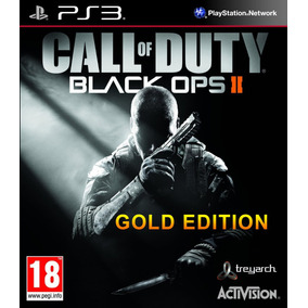 Cod Black Ops 2 Ps3 Español Gold Edition | Chokobo