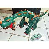 Juguete Fisher-price Imaginext Pico De La Ultra Dinosaurio