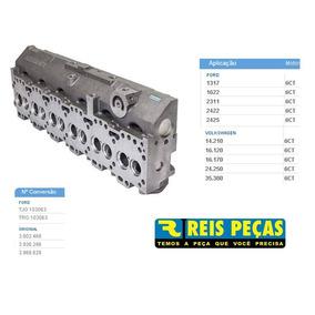 Cabeçote Vw 14210 Motor Cummins Serie C Bomba Injetora