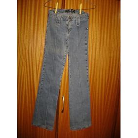 Calça Jeans Planet Girls Com Stretch Original Feminina T.38