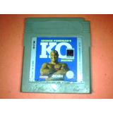 George Foreman Ko Boxing - Gb - Game Boy Original