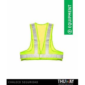 Chaleco De Seguridad Con Led - Thuway