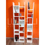Biblioteca Melamina Diseño Minimalista Libros Fabr Luisfili