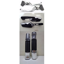 Kit Retrovisor Manopla Manete Cg Cb300 Xre Fazer Xtz