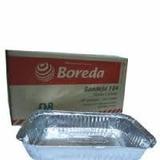 Marmitex Retangular Boreda D8 1500ml
