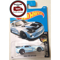 Hot Wheels 2017 - Dodge Viper Srt10 Acr