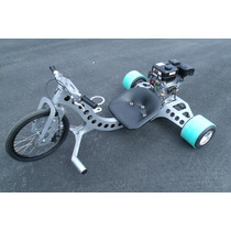 Projeto Triciclo Drift Trike Motorizado (projeto Completo)