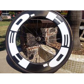 Aro Rin Bicicleta Ruta Carbon 808 Aerodinamico Hed