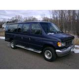 Libro De Taller Ford E-350, Econoline 1992-2010 Envio Gratis
