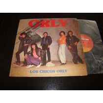 Orly Los Chicos Orly Promo 1983 Vinilo Lp Nm+ Unico