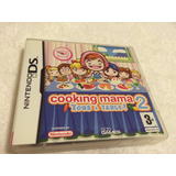 Cooking Mama 2 Tous À Table! (nintendo Ds, 2008)