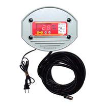 Calibrador Pneu Digital Parede Pneus Planatc 10m Clb-750