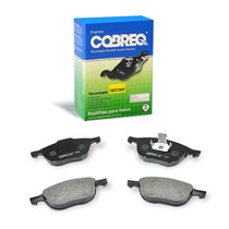 Pastilhas De Freio Dianteira Focus / Ecosport - Cobreq N-192