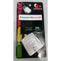Adaptador De Controle De Ps2 P/ Nintendo Wii