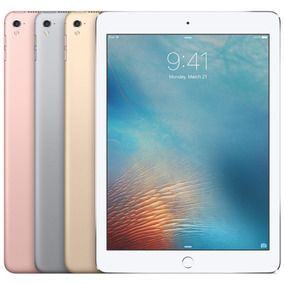 Apple Ipad Pro 32gb Wifi Tela Retina 9,7 Camera 12mp Ios 10