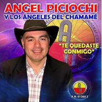 Angel Piciochi - Te Quedaste Conmigo - Cd Nuevo Sellado