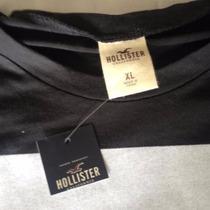 Camiseta Masculina Hollister Blusa Roupa Original Hollister