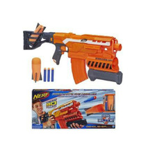 Nerf N-strike Elite Demolisher 2 En 1 Lanza Basuca Y Dardo