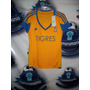Remate Jersey Oficial Original Tigres Adidas Dama 2015-2016