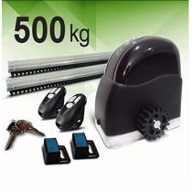Kit Automatización De Portón Corredizo Rcg 500 Kg