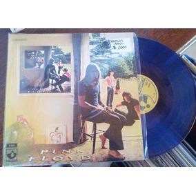 Pink Floyd Ummagumma 2lp Vinilo Azul Re-edicion Nuevo