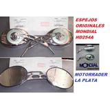 Juego De Espejos Originales Chopera Mondial Hd 254