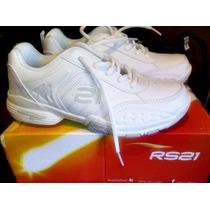 Zapatos Deportivos Escolares Para Niños Rs21 Unisex
