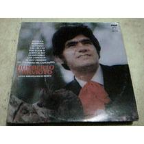 Disco Lp Humberto Cravioto - La Voz Maravillosa De Mexico -