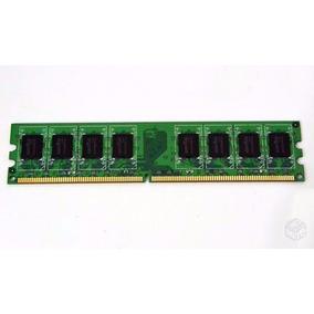 Memória Desktop 2gb Ddr2 667mhz Pc - C/ Garantia
