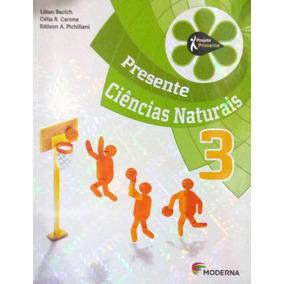 Livro Projeto Presente Ciências Naturais 3º Ano + Expert