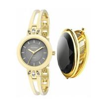 Relógio Technos 2035mcd/k4p 2035mcd K4p Dourado Ouro Mini