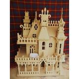 Casa Muñecas Fantasy O Decoración, Fibro Facil