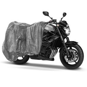 Capa Cobrir Moto Forrada Anti Uv Carrhel Impermeável P M G