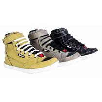 Bota Tênis Sneaker Texx - 100% Impermeável Casual Motoqueiro