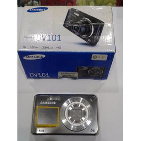 Camara Samsung Dv101 16.1 Mpxl, 5x Zoom Dual Lcd Hd (nueva)
