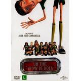 Um Time Show De Bola Animação Dvd Original Novo Lacrado